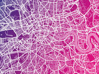 London England Street Map