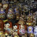 """Matrioshka Russian Dolls"" by simonevanbergen"