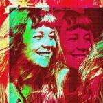"""SANDY DENNY AND OTHER SELF"" by DADIO"