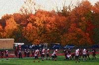 Autumn Football with