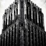 """The Dark Tower - Shell Building in San Francisco"" by studiodestruct"