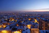 Baby It's Cold Outside - Belgrade Covered in Snow