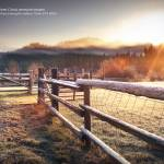 """Morning Idaho Ranch"" by EberlyPhotography"