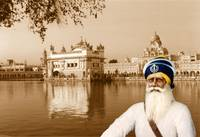 Golden Temple 32 - Baba Deep Singh