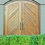 """Napa Valley Winery Doors"" by"