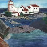 """""""New Brunswick Lighthouse"""" by jeco711"""