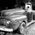 """Old Ford Truck"" by thewaltonsare"