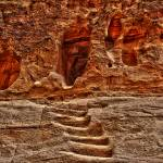 """Steps to the tombs"" by vladimirrayzmanphotoart"