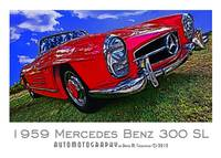1959 Mercedes Benz 300 SL
