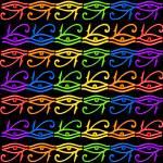 """""""Neon Eye"""" by izmetsdream"""