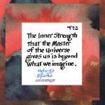 """""""Inner Strength"""" by holysparks"""
