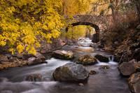 Autumn Crossing by David Kocherhans