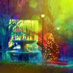 """Holiday Lights"" by katbesthorn"