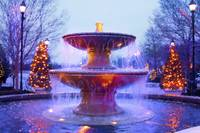 Holiday Fountain