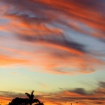 """Cape Coral Sunset  (IMG_0068)"" by jvandyke"
