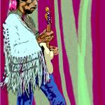 """Jimi Hendricks"" by amydove"