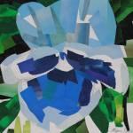 """""""Blue Pansy"""" by megancoyle"""