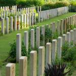 """World war graves…"" by Joydeep"