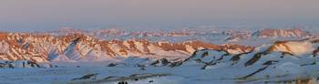 Badlands panorama 2