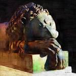 """Leo Weeps"" by RCdeWinter"