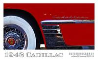 1948 Cadillac - Red - Border