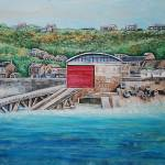 """Sennen Cove"" by tessa-gallery"