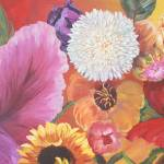 """Flower Bomb 1"" by BCArt"