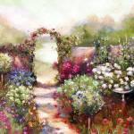 """""""Garden Gate"""" by BCArt"""