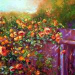 """""""Old English Roses"""" by BCArt"""