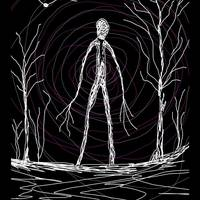 """spooky woods whimsical astral magical mystical pag"" by Tia Knight"