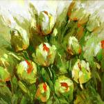 """Wild Tulips"" by BCArt"