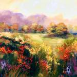 """Wild Flower Field"" by BCArt"