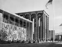 Golden Gate Expotion, Federal building by WorldWide Archive