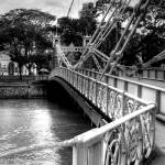 """Black/white  Singapore river HDR"" by sghomedeco"