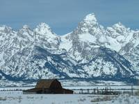The Mighty Tetons