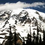 """Mount Rainier"" by Edward-Hawkins-II"