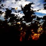 """Sunset Clouds"" by Edward-Hawkins-II"
