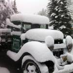 """Snowy Truck"" by iThinkMedia"