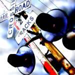 """railroad crossing"" by studiobrian"