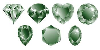 green diamonds collection