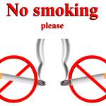 """no smoking stylized signs"" by robertosch"