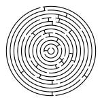 """""""round maze"""" by robertosch"""