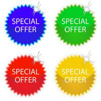 special offer tags
