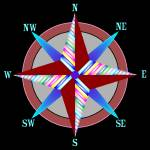 """wind rose 4"" by robertosch"