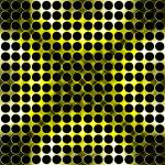 """abstract metallic circles"" by robertosch"