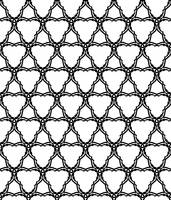 abstract monochromatic seamless pattern