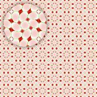 flowerish seamless pattern with detail