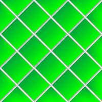 green shadowed ceramic tiles