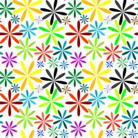little flowers seamless pattern extended