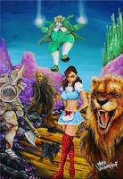 Emerald City by: Mike Vanderhoof KINGMIKEV.com